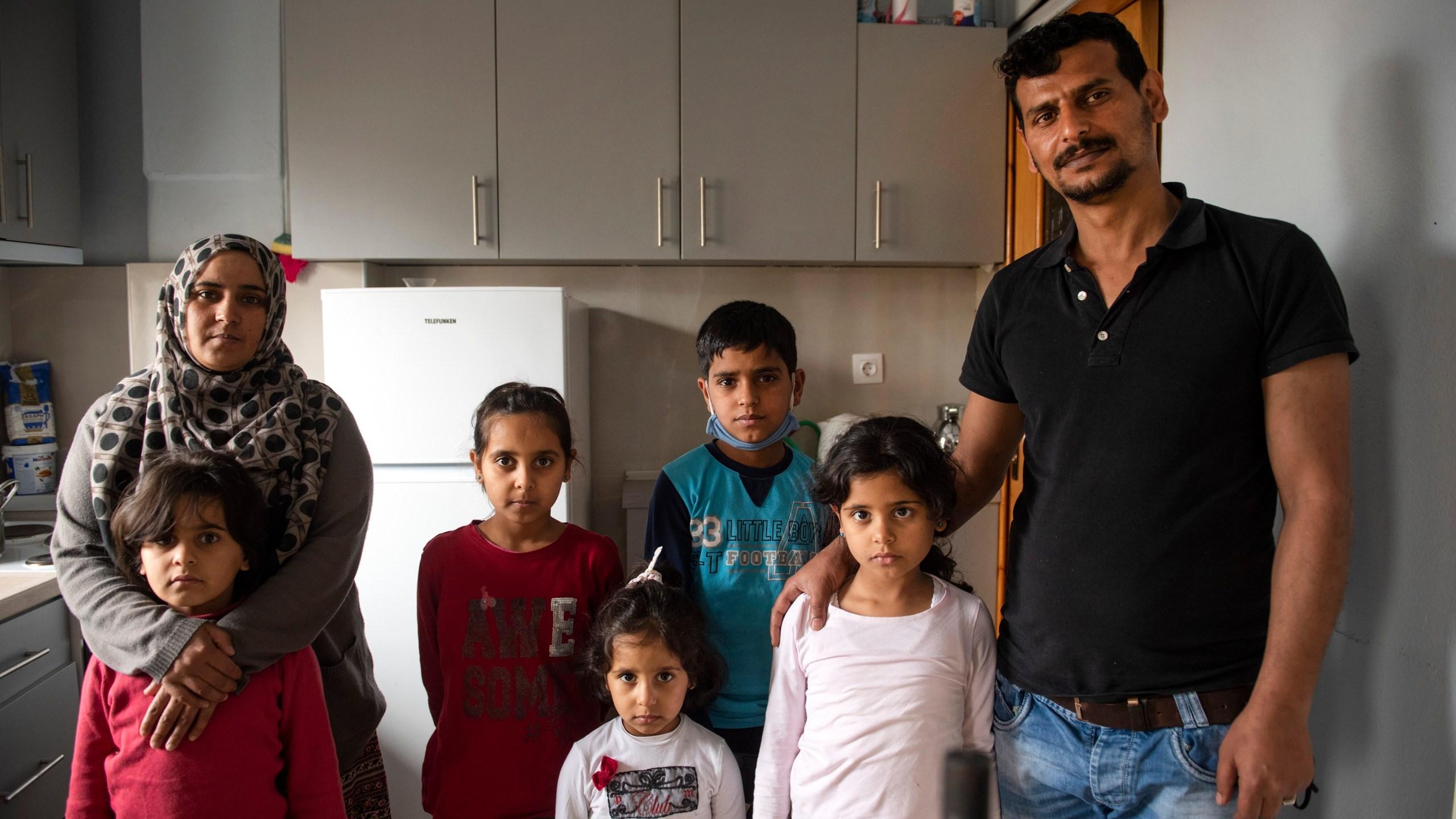 Greece Migrants
