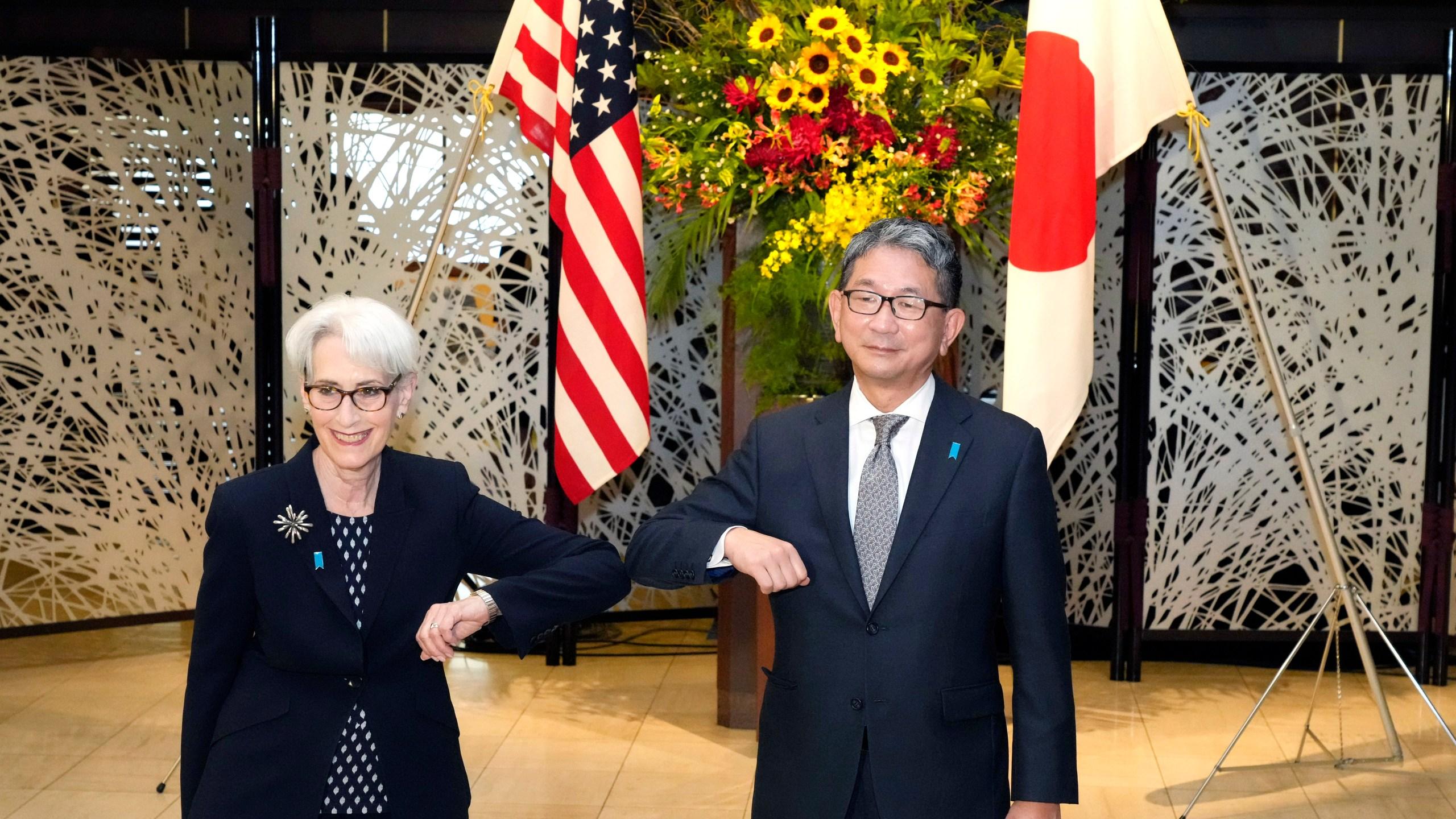 Wendy Sherman, Takeo Mori